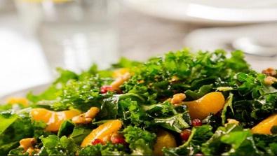 Salada de Abacate com Romã