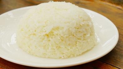 Cuscuz de arroz simples